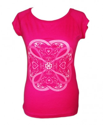 Women's Hearts T-Shirt