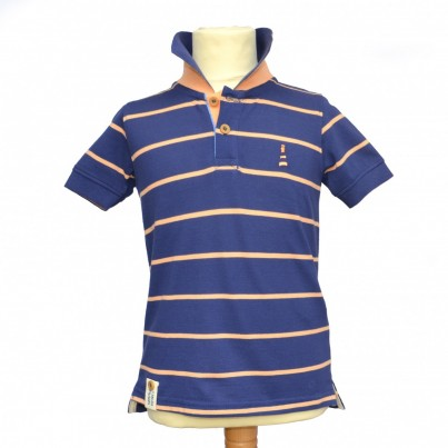 Sandyhook Polo in Navy