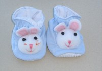 Dolls Shoes - Blue Mouse