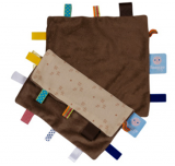Comfort Toy Sweet Dreaming (25x25cm) Natural Brown