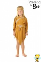 American Indian Girl Costume