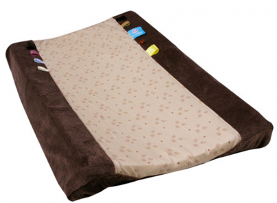 Changing Cover - Happy Dressing (45x70cm) Natural Brown