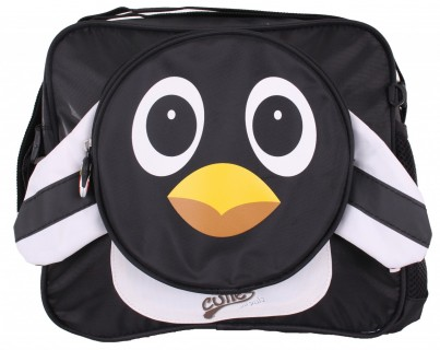 Peko the Penguin Soft Shoulder Bag