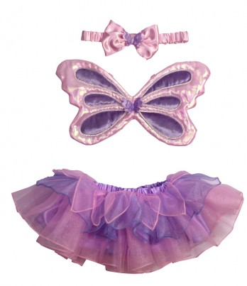 Baby Infant Fairy Set