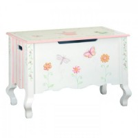 Teamson Princess & Frog Toy Chest
