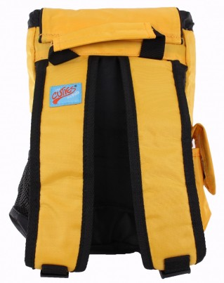 Cazbi the Bee Soft Small Rucksack
