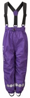 Oxford Trousers Purple