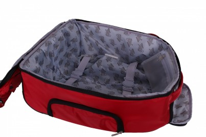 Polka the Ladybird Soft Trolley Case