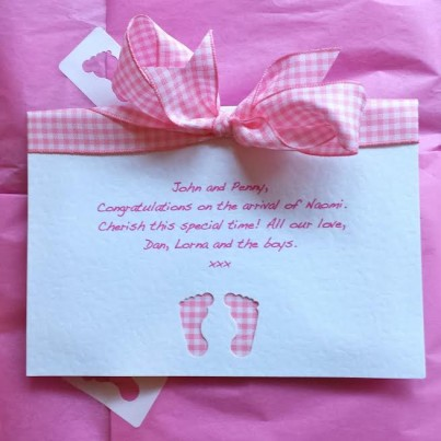 Pink Sensation Baby Bouquet - Deluxe in 0-3 or 3-6 months