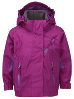 Oxford Jacket Cerise/Purple
