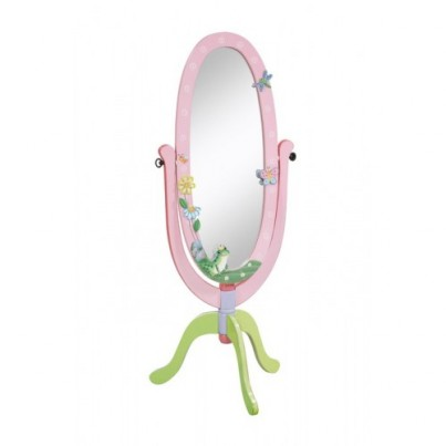 Teamson Magic Garden Standing Mirror