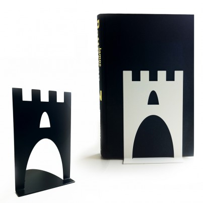 Castle Bookends