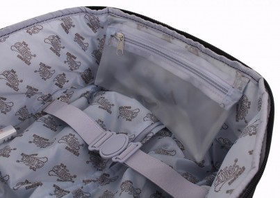 Peko the Penguin Soft Trolley Case