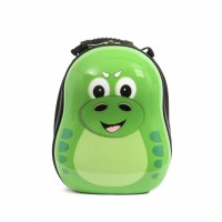 P-Rex the dinosuar hard shell backpack from the Cuties and Pals