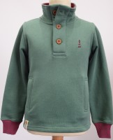 Cape Beale Sweatshirt - Mushy Pea Green