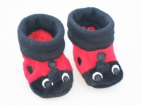 Dolls Shoes - Ladybird