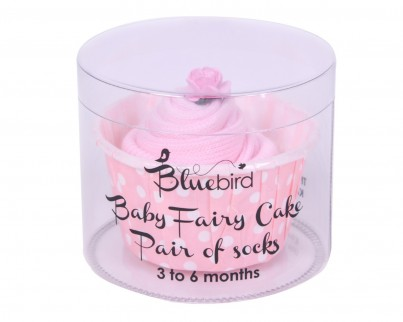 Baby Fairy Cake Pair of Socks