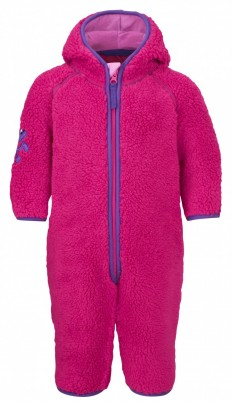 Early Years Nalle Softpile All-in-One Cerise/Purple