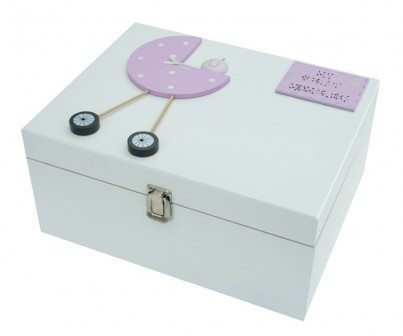 The Freya Design Christening/ Naming  Gift Range of Keepsake Memory Boxes
