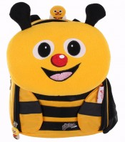 Cazbi the Bee Soft Nursery Backpack
