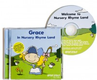 Personalised Story CD....In Nursery Rhyme Land