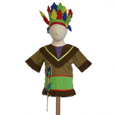 Indian Chief Costume Accesory Set