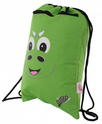 P-Rex the Dinosaur Soft String Bag