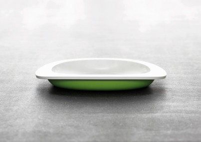 TODDLER FIRST PLATE - GREEN