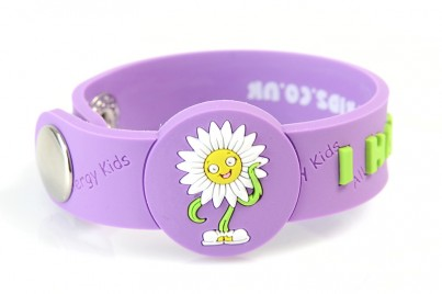 """I Have Hayfever"" Awareness wristband"