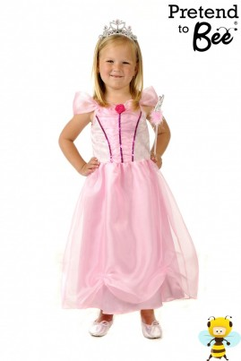 Pink Princess Costume