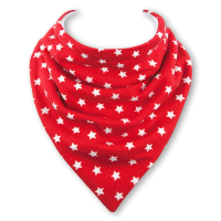 Baby dribble bib by Babble Bib Rodeo