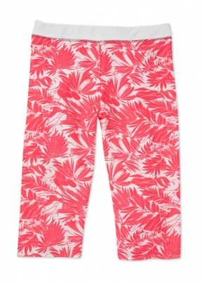 Popstar Tropical Crop Pant