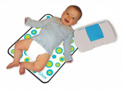 b.box THE ESSENTIAL BABY CHANGING BOX
