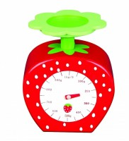 Strawberry Design - Wooden Scales