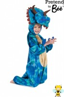 Triceratops All in one onesie