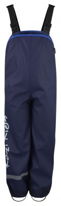 Koster Rain Dungarees Unlined Navy/Blue